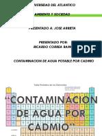 Trabajo de Ambiente y Sociedad Trabajo Final