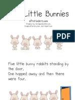 5 little bunnies.pdf