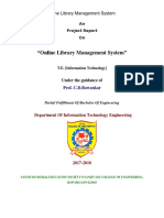 11.Project-Online Library Management System-1