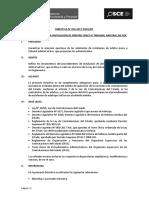 Directiva 016-2017-Instalación de Tribunales Arbitrales Ad Hoc
