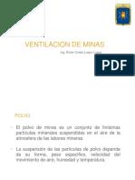 III Unidad Ventilacion de Minas