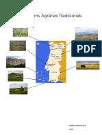 GeografiaA Paisagens Agrárias Tradicionais