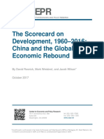 The Scorecard on Development, 1960–2016