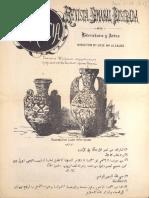 Ceramica Jarrones Hispano Musulmanes