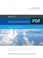 1. Anexo 19 OACI (2016)