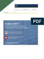 Análise SWOT Resultar - Demonstração