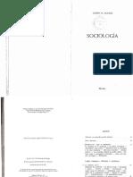 1 - Sociologia - Fichter