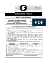 P17 - PROCESSOS QUIMICOS