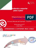 Exportacion Paso a Paso