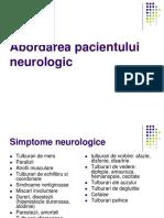 2. Examen Neurologic