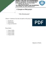 Mini Project (1)