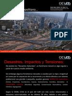 Pablo Allard - Desastres Impactos y Tensiones