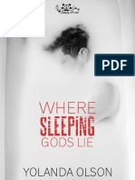 Where Sleeping Gods Lie - Yolanda Olson
