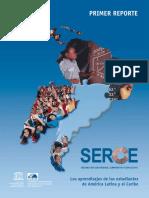 SERCE Los Aprendizajes de Los Estudiantes en America Latina y El Caribe COMPLETO