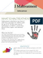 child maltreatment brochure kellsie johnson