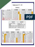 Calendar SCOLAR 2017-2018. Docx