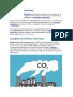 Problemas Ambientales Carla 2