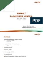 04. Enami y La Mediana Mineria