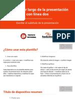 Plantilla Proyecto Portuario
