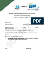 Declaratie Sub 14 Ani TCR 2017 Bucuresti 1