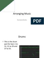 Arranging Music