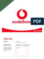 Vodafone Strategy Italy