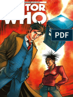 Doctor Who Agent Provocateur Issue 1