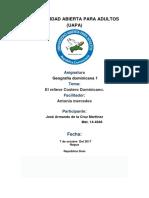 Geografia Dominicana 5. DIOS