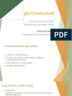 Psicología Conductual