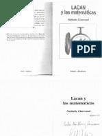 103722741 Charraud Lacan y Las Matematicas