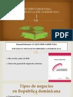 Registro Nacional Del Contribuyente(RNC) en RD