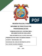 Informe Calderon