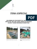 Tema Especial- Una Mirada Al Saneamiento Basico Del VC Carpeta 2015