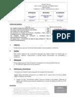 Nts-ia-001 Instalacion de Medidores