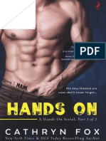 01. Hands on - Cathryn Fox