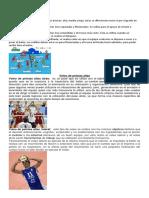 Fundamentos Basicos Del Voleibol