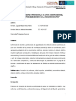 Formación continuada de docentes y profesionales de apoyo en la construcción y comprensión del concepto de probabilidad, basado en la reflexión didáctica. (Universidad del Quindio)