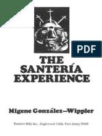 The Santeria Experience Migene Wippler 1982resized