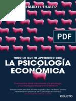 Thaler, Richard H. La Psicologia economica Cap.1.pdf