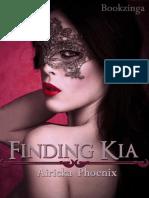 1- Finding Kia - Airicka Phoenix
