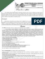 Biologia - Pré-Vestibular Impacto - Viroses I - Exercícios