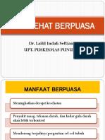 TIPS SEHAT BERPUASA.ppt