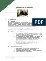 Herramientas_de_direccion - Comunicacion y Trabajo en Equipo - Separata