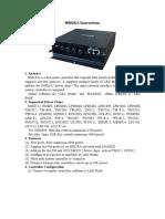 H802RA Instructions