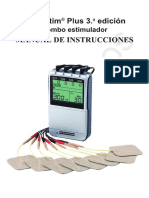 Twin Stim Plus 3rd Edition DS5402 Manual Spanish