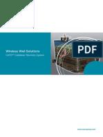 Wireless Well Solutions Brochure