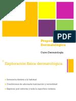 Propedéutica-Dermatológica