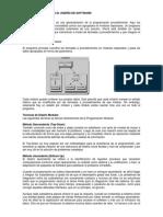 Metodologia Para El Diseño de Software