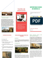 Intervenciones de Mexico