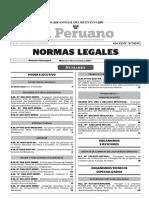 Compendio legal Miercoles 11 de Octubre 2017